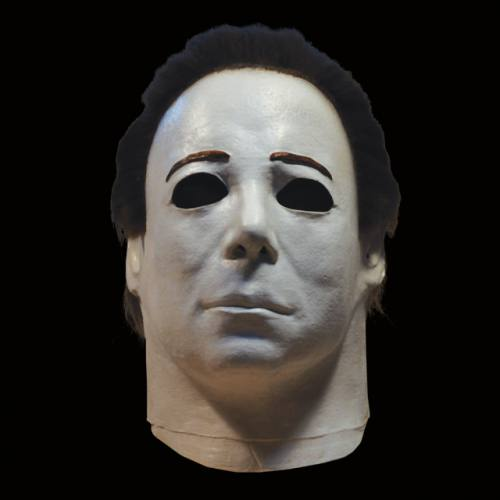 Halloween 4 The Return Of Michael Myers Full Overhead Mask by Trick Or Treat Studios
