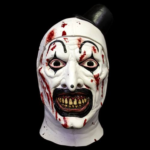 Terrifier - Killer Art The Clown Full Overhead Mask by Trick Or Treat Studios