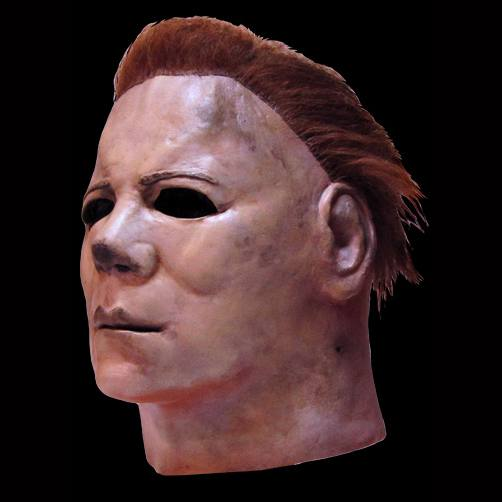 Michael Myers Halloween 2 Mask | Halloween 2 Michael Myers Full Overhead Mask By Trick Or Treat