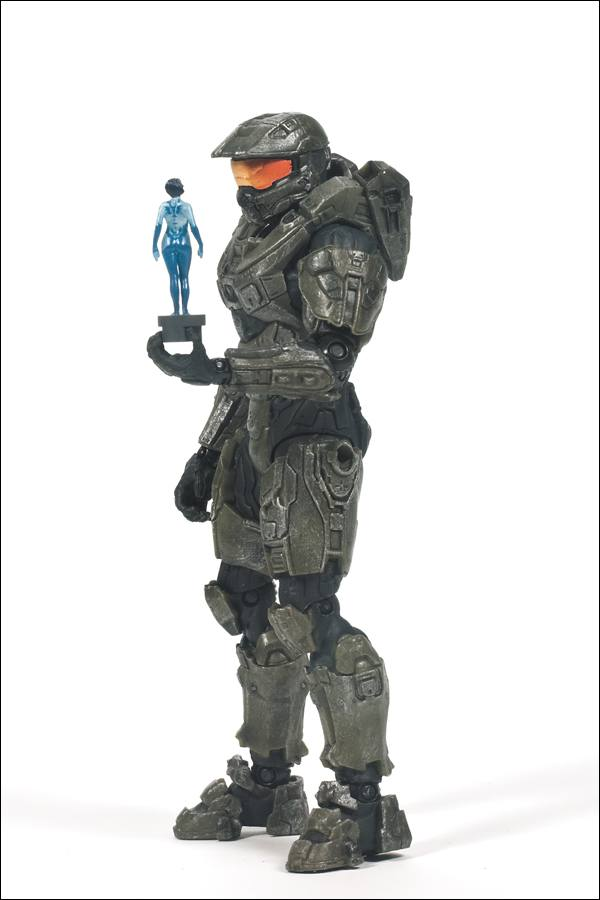 HALO 4 Series 2 Master Chief Figure by McFarlane