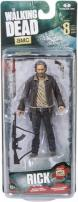 The Walking Dead TV Series 8 Rick Grimes Figure by McFarlane