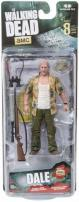 The Walking Dead TV Series 8 Dale Horvath Figure by McFarlane